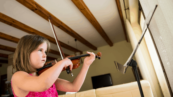 motivate students to practice violin